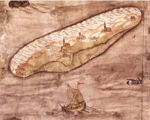 Omgeving terschelling - Tafelhuis van het wereld lange eiland ...